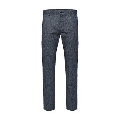 pantalon selected en coton biologique