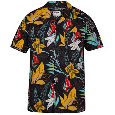 chemisette à motifs hurley domino