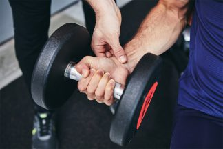 exercices pour developper ses biceps poignet