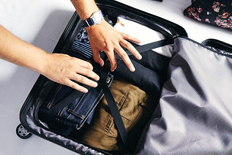 Ranger valise cabine