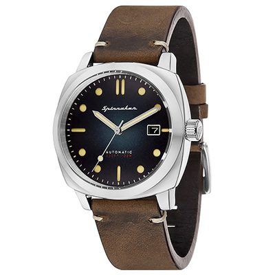 montre spinnaker hull automatique