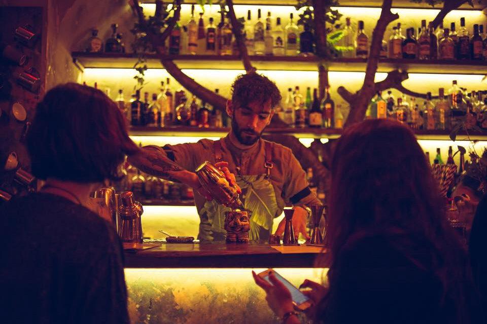 Bar Botaniko Rome