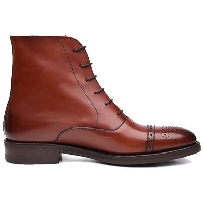 boots Richelieu shoepassion 6714