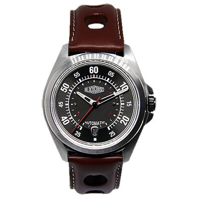 montre automatique Black Goose Roadmaster version MKII