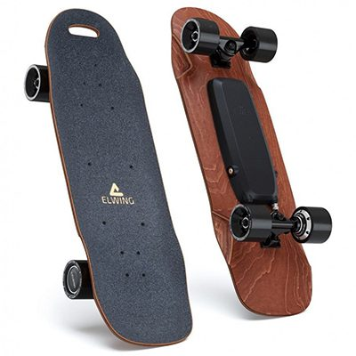 Skateboard électrique Nimbus