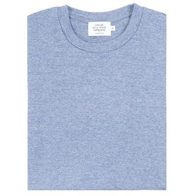t-shirt AVN tricoté et confectionné en France
