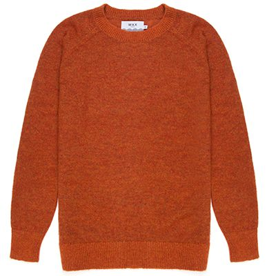 pull wax london orange