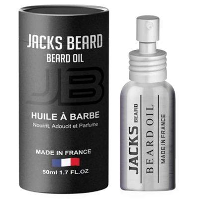 huile barbe bio made in france jacks beard
