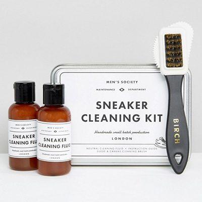 kit de nettoyage pour sneakers