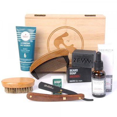 kit d'entretien barbe le batelier