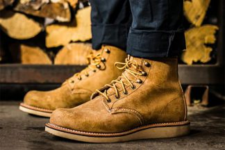 Redwing heritage work rover