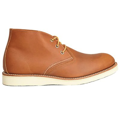 work boots red wing Oro-iginal camel