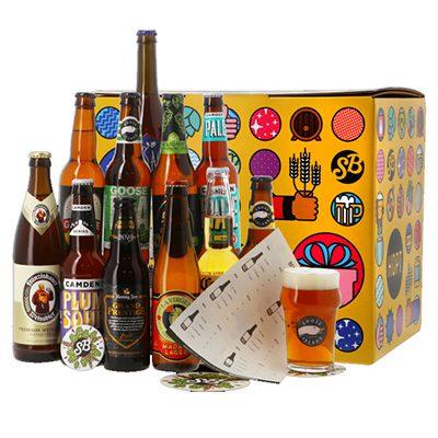 coffret bieres du monde saveur biere
