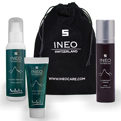 coffret ineo visage mains corps