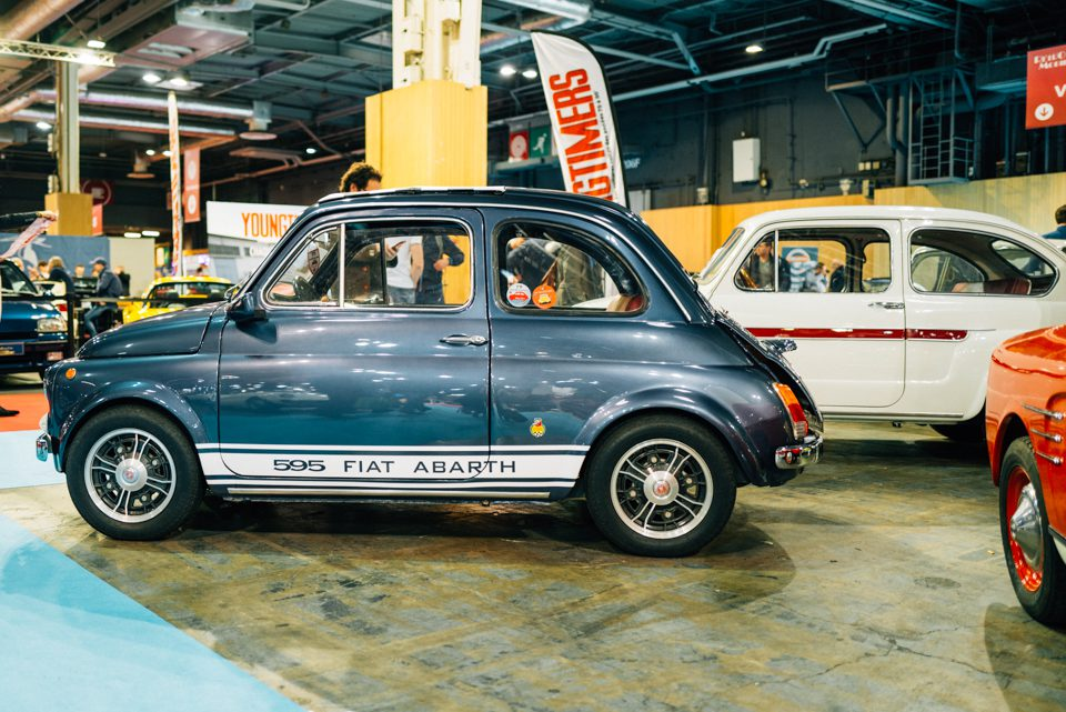 Fiat Abarth Retromobile