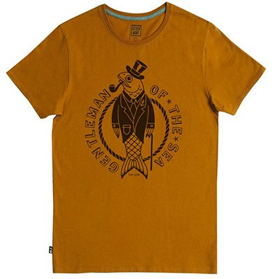 t-shirt stepart gentleman of the sea