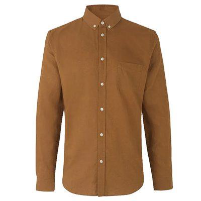 chemise en lin et coton samsoe & samsoe