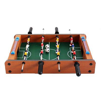 baby foot de table en bois