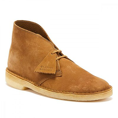 Clarks Originals desert boots camel