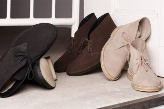 histoire clarks desert boots