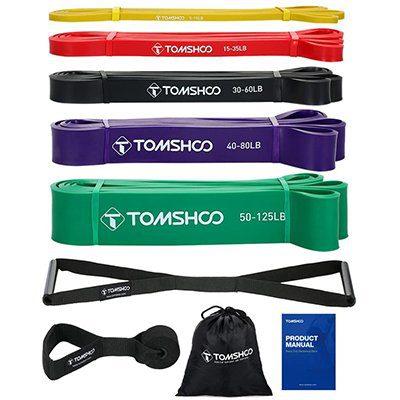 kit de bandes élastiques pour le sport