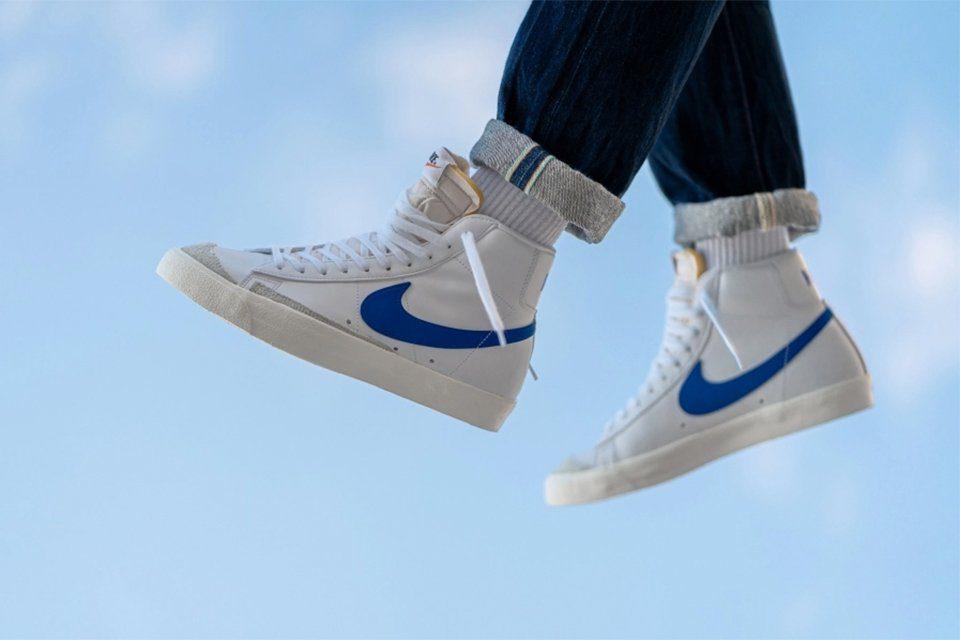 Nike blazer histoire origine