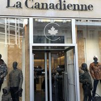 Boutique la canadienne Paris 2020