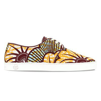 chaussures en toile constantine Panafrica