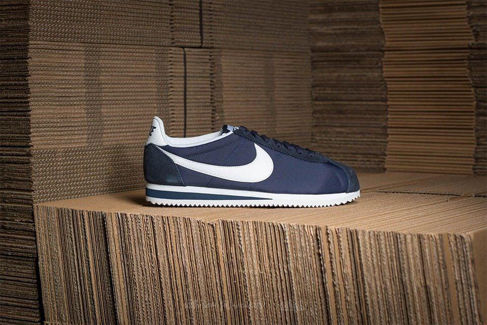 Nike Cortez navy footshop