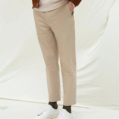 pantalon Sendai Noyoco 100% coton upcyclé
