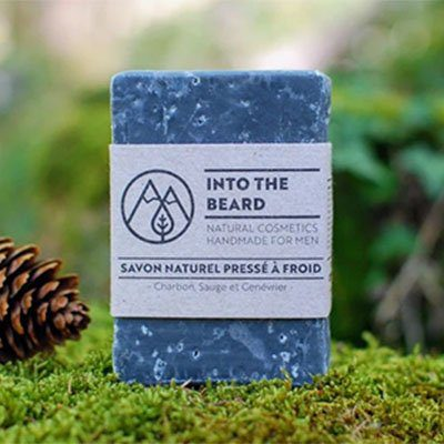 Savon naturel Into The Beard