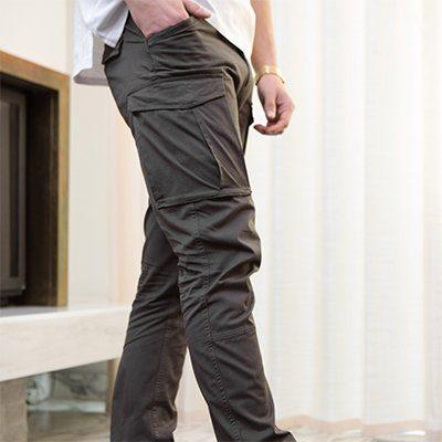 pantalon cargo oxdey
