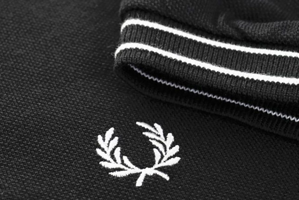 Polo fred perry logo