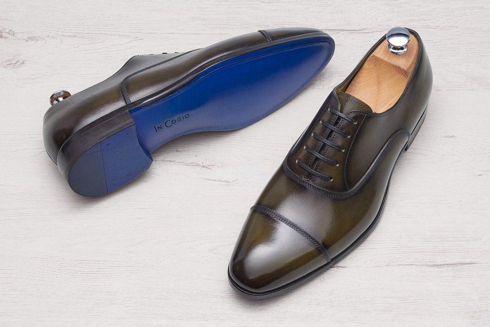 in corio richelieu chaussures