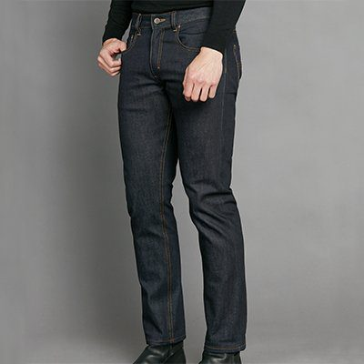 Jean selvedge 12,5 Oz Made in france Atelier Tuffery
