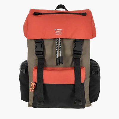 sac à dos en polyester recyclé Ecoalf