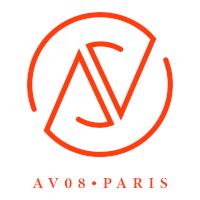AV08 logo