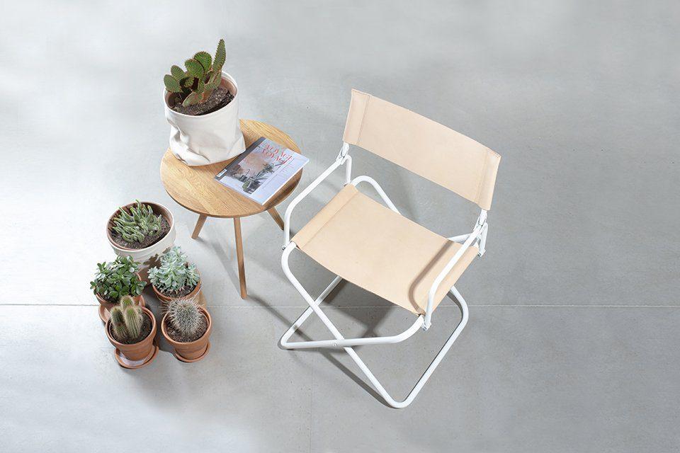 Collab Lafuma X Bleu de chauffe fauteuil