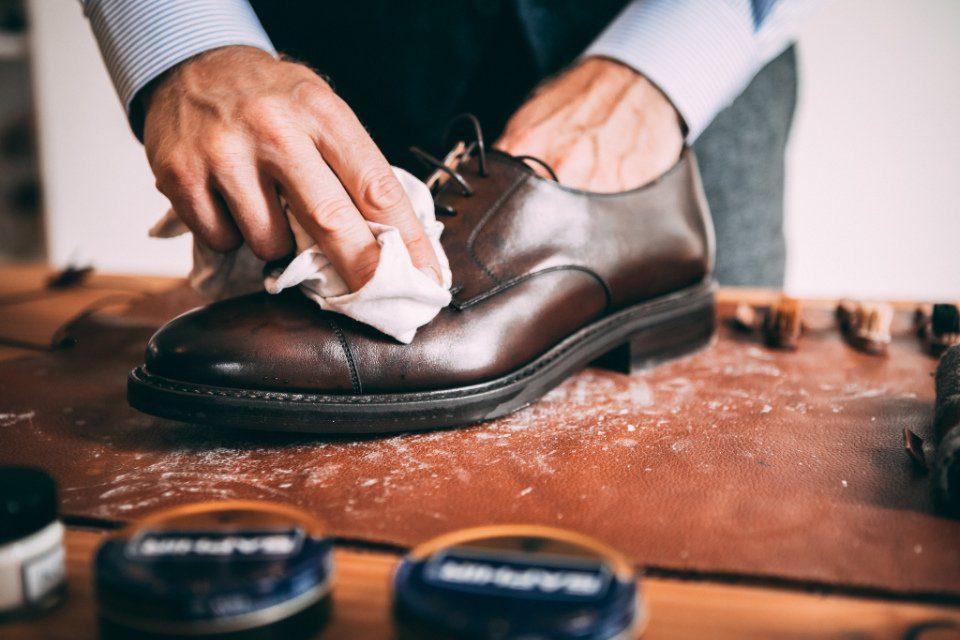 Comment Entretenir Chaussures Pluie Chiffon