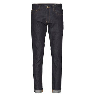 Jean Knowledge Cotton Apparel en coton bio selvedge