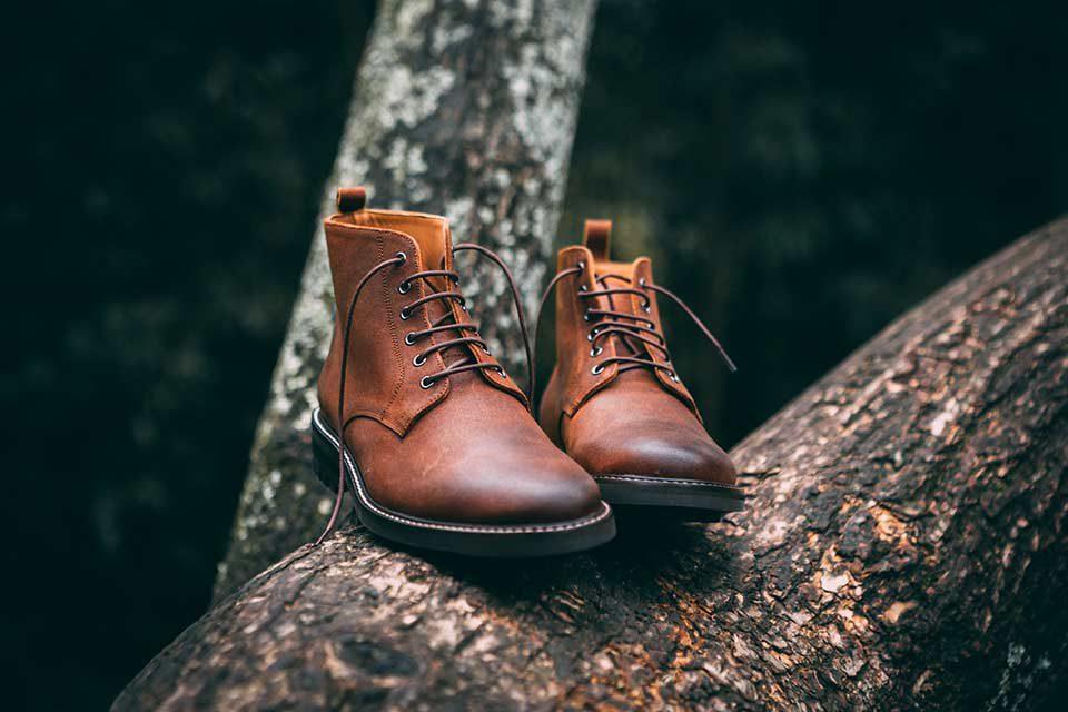 Boots Pied de Biche
