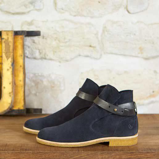 Choisir Boots Daim Homme