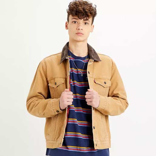 Trucker jacket Homme