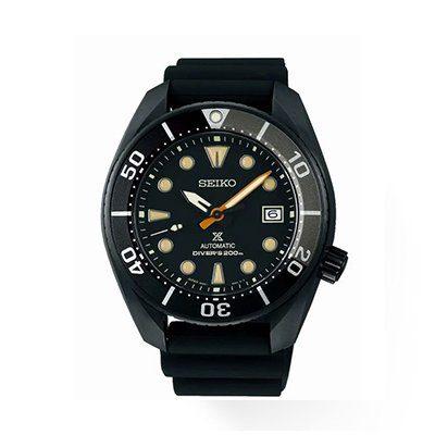 Montre Seiko Prospex Black Series