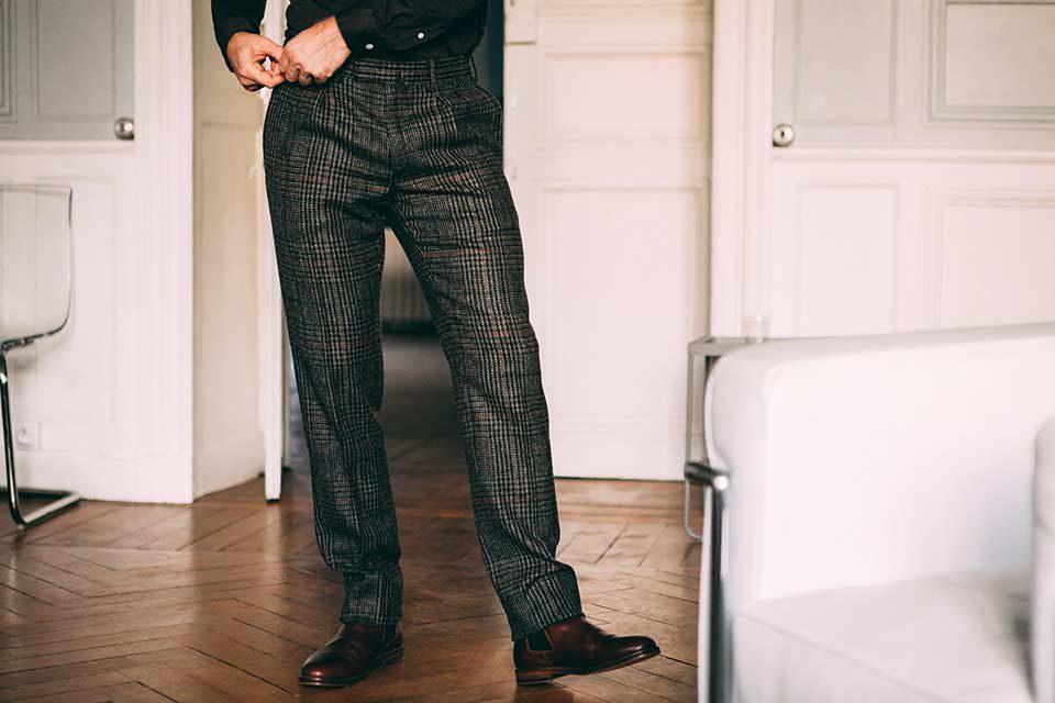 Choisir Pantalon Costume