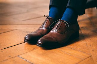 Associer Chaussettes Chaussures