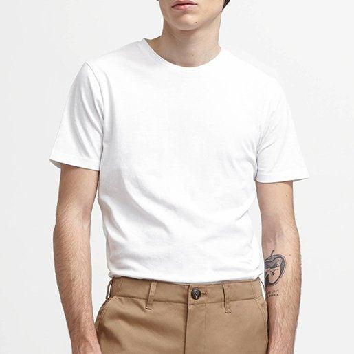 T-shirt The Initialist banc