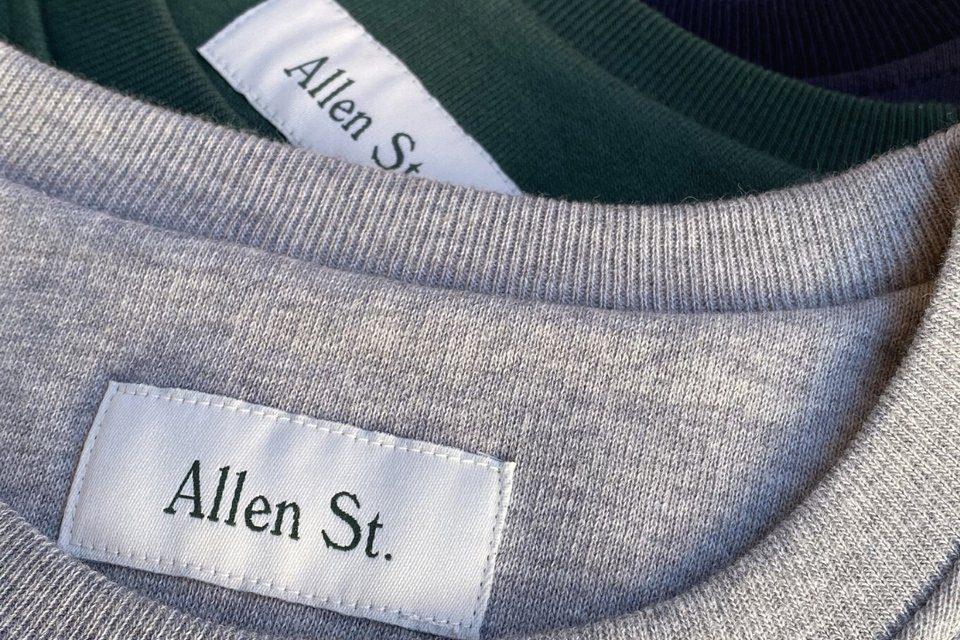 Allen St Sweat