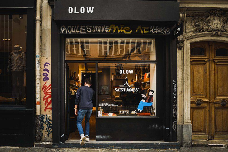 boutique olow devanture