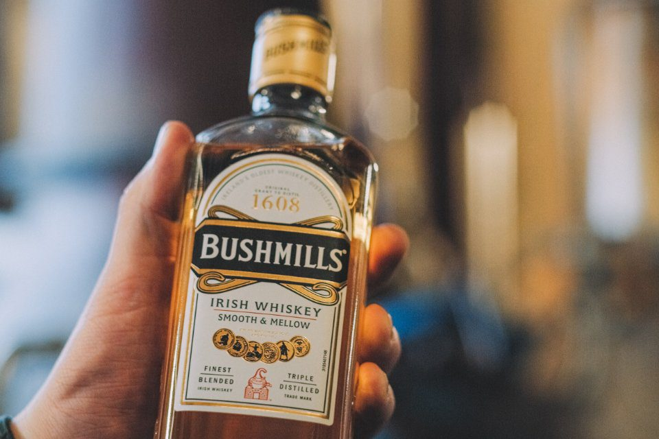 Bushmills-Couverture